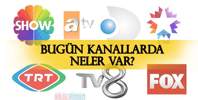 16 Mayıs bugün hangi diziler var?  | 16 Mayıs Perşembe yayın akışı
