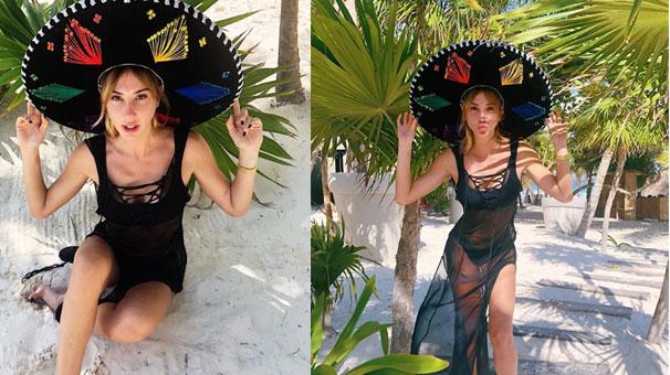 Şeyma Subaşı'nın yeni sevgilisi! Meksika'nın Tulum sahilinde sevgilisiyle.. ile ilgili görsel sonucu