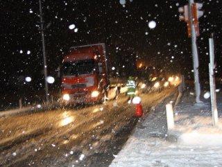 Olumsuz Hava Koşulları Bu Yolları Kapattı