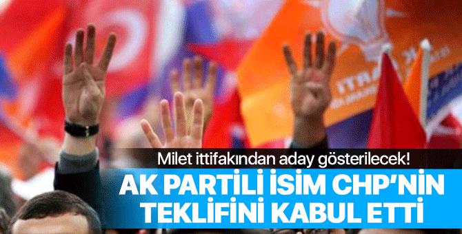 Selçuk Özdağ CHP ve İYİ Parti'nin adaylık teklifine olumlu yanıt verebilir