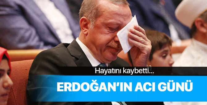 Cumhurbaşkanı Erdoğan'ın dayısı Ali Mutlu hayatını kaybetti