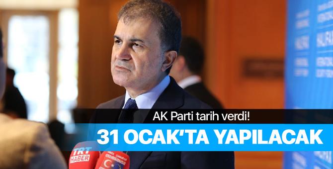 2019 AK Parti manifestosu ne zaman açıklanacak? Ömer Çelik açıkladı