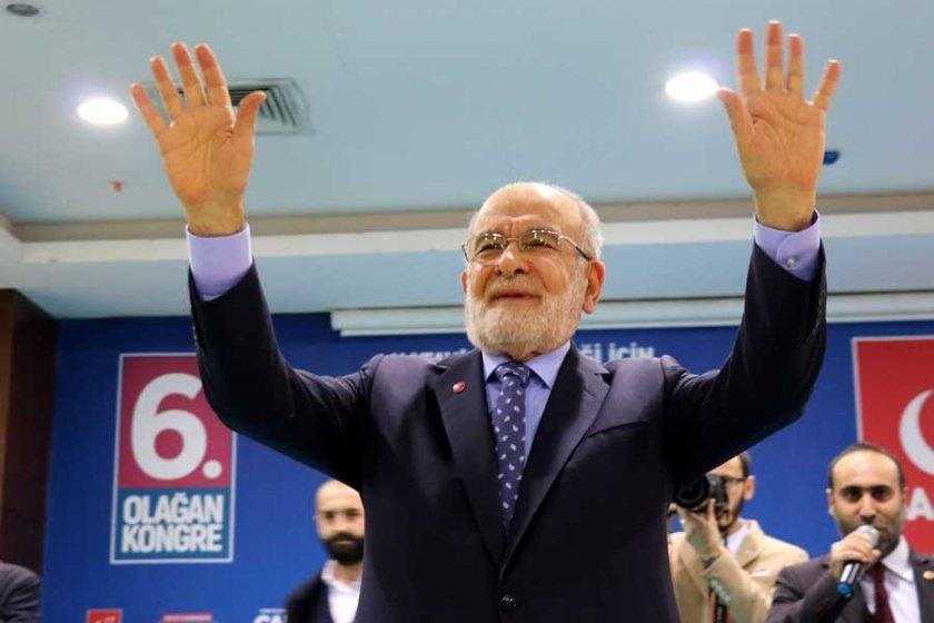 Saadet Partisi adaylarını açıkladı