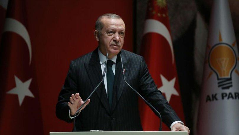 Erdoğan İl Başkanları Toplantısı'nda konuştu