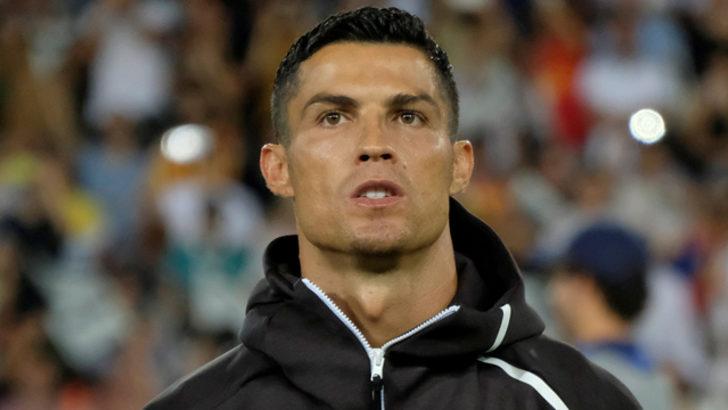 Ünlü fotbolcu Ronaldo'dan DNA örneği örneği istendi