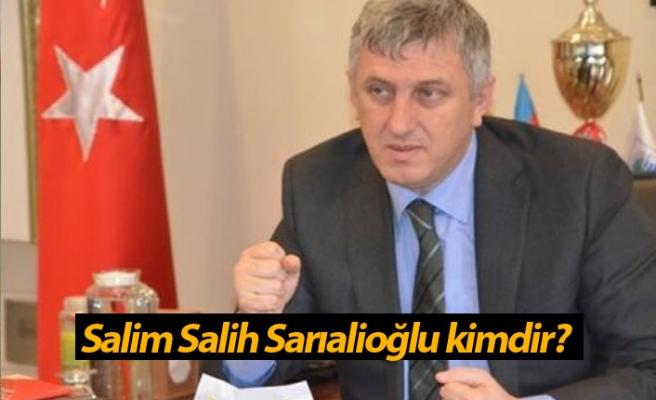 AK Parti Trabzon Of Belediye Başkan adayı Salim Salih Sarıalioğlu kimdir?