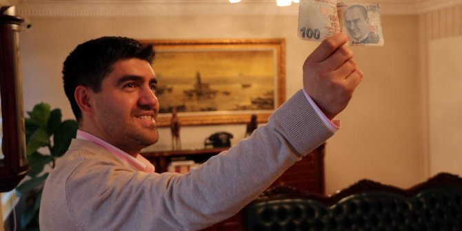 'Kalpazanlık'tan tahliye oldu, avukatına sahte para verdi (2)