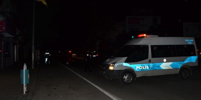 Kozan'da Silahlı Kavga: 3 yaralı