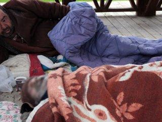 Adana'da bir kişi soğuktan donarak öldü