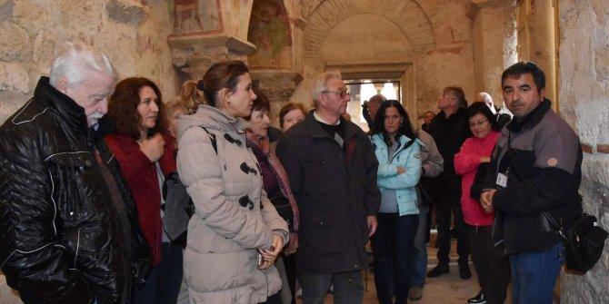 Demre'deki müze ve ören yerlerinde ziyaretçi sayısı yüzde 30 arttı