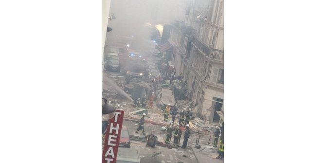 Paris'te patlama (2)