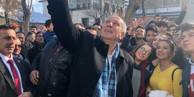 Muharrem İnce: Aziz Türk milleti, göz göre göre bunu yapma