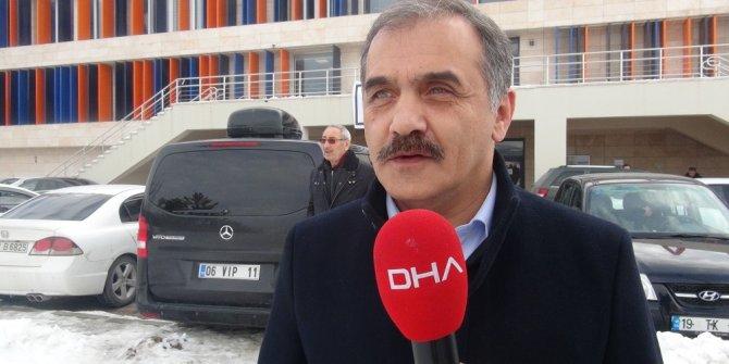 Çorum'da Türkiye Büyükler Serbest Güreş Şampiyonası heyecanı