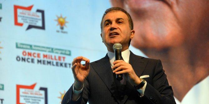 AK Partili Çelik: Cumhur İttifakı büyük güçle seçimlerden çıkacak (2)