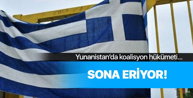 Bağımsız Yunanlar Partisi Başkanı: Koalisyon hükümetinden ayrılacağız