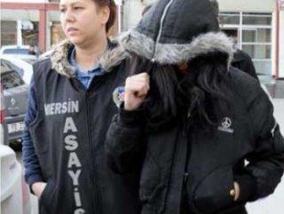 Ehliyetsiz ve alkollü kadın sürücü Dehşet Saçtı