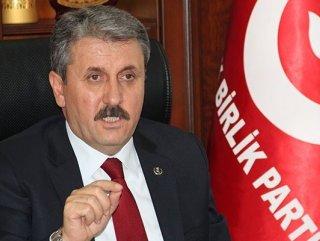 Destici MHP ile ittifak iddialarını yalanladı