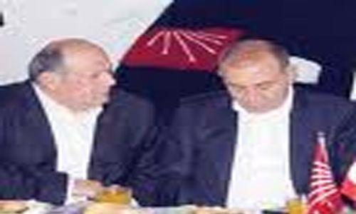 CHP İl Yönetiminde Cemil Ekşi Çatlağı
