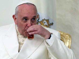 Papa Da Erdoğan'ı Dinledi
