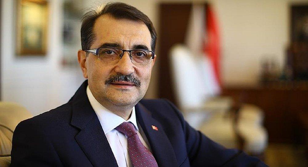 Enerji Bakanı Fatih Dönmez açıkladı: Trakya bölgesinde doğalgaz bulundu
