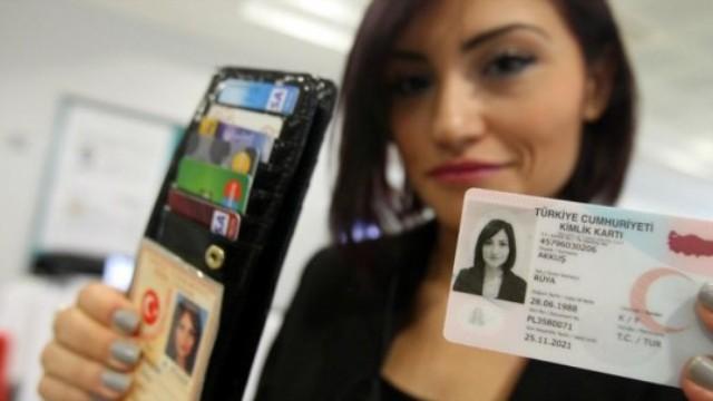 Kimlik kartlarında yeni dönem başlıyor! Artık para bile çekilebilecek