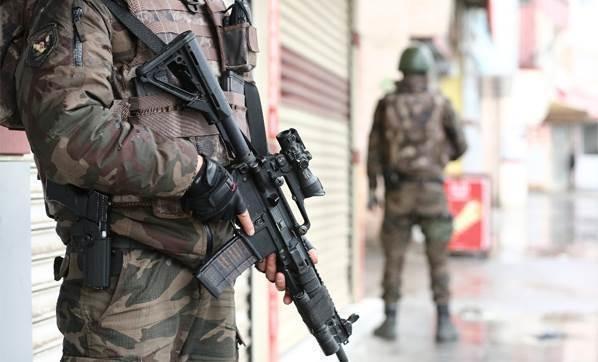 İçişleri bakanlığı: Jandarma operasyonunda 72 terörirst etkisiz hale getirildi