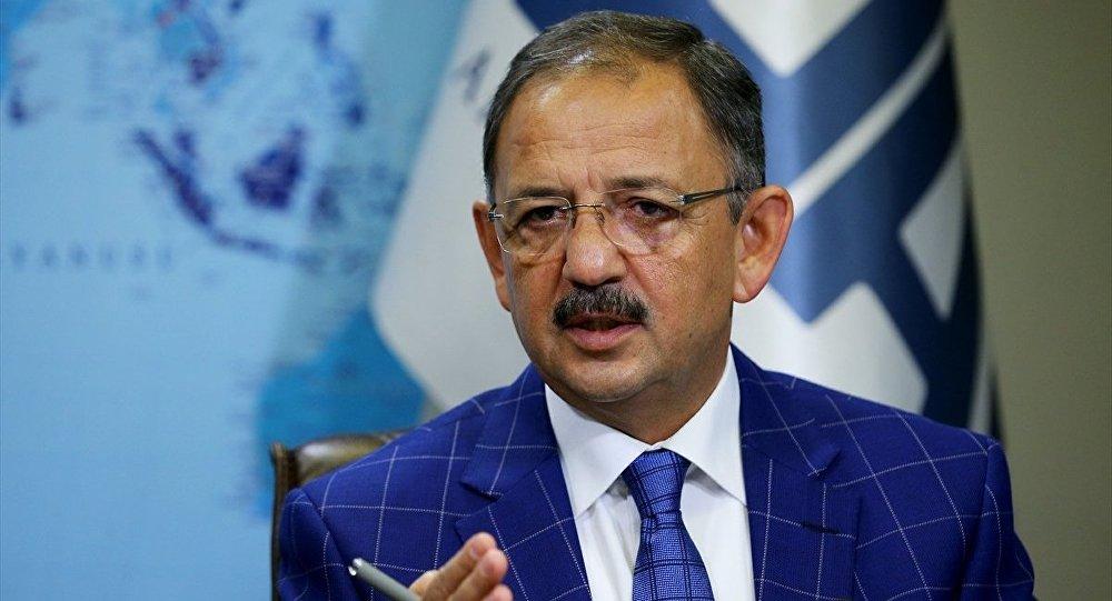 Mehmet Özhaseki: MHP ile İttifak Kapsamında Bazı Adaylarımızı Geri Çekebiliriz