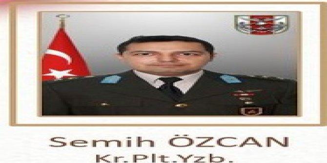 Milli Savunma Bakanı Akar'dan şehitler için başsağlığı mesajı