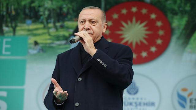 Cumhurbaşkanı Erdoğan: Çok önemli yatırım müjdelerimiz var