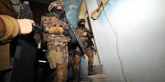 Bursa'da 4 bin polisle uyuşturucu ve terör operasyonu (2)