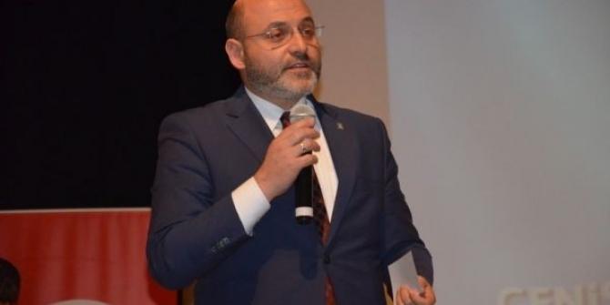 Başkan Ali Çetinbaş: Biz milletin efendisi değil, hizmetkarıyız