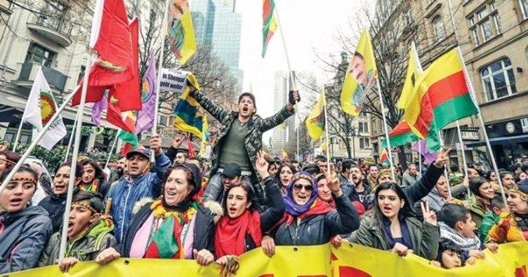 Almanya'dan PKK'ya sert hamle! Harekete geçtiler