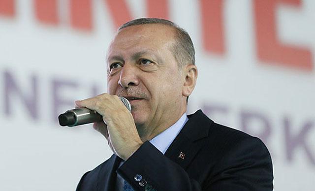 Cumhurbaşkanı Erdoğan Kastamonu'da halka hitap etti