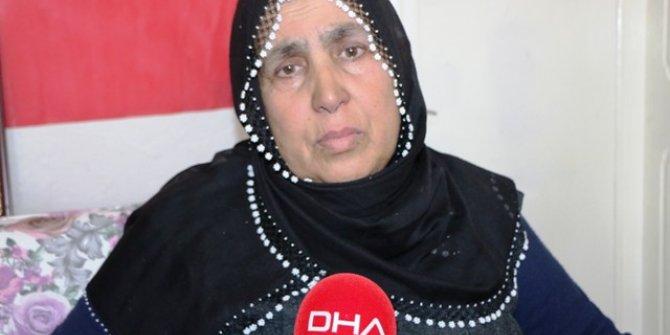Kanser hastası anne, oğlunun yakındaki cezaevine sevkini istiyor