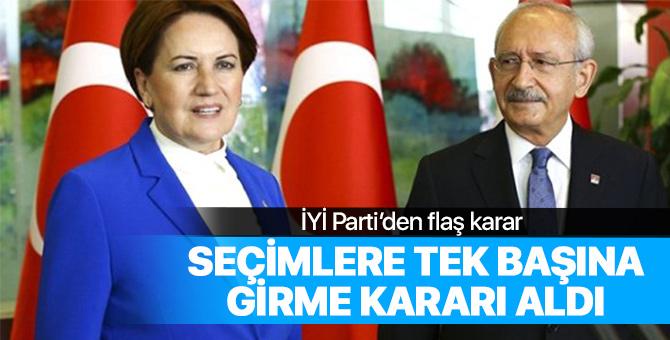 İYİ Parti, İl Genel Meclisi seçimlerine tek başına girme kararı aldı