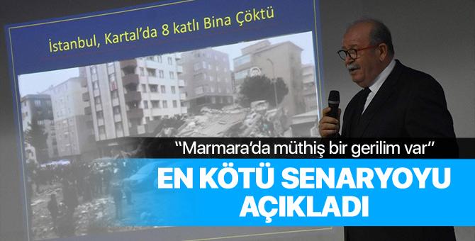 Marmara Bölgesi için korkutan deprem uyarısı!