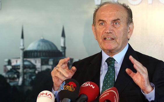 Kadir Topbaş'ın Milletvekilliği Açıklaması