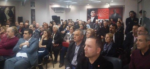 """CHP Pendik  """"Demokrasi Şehitleri'ni"""" Andı"""