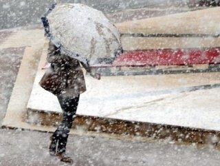 Sıcaklıklar 15 Derece Düşücek! Haftaya kar var!