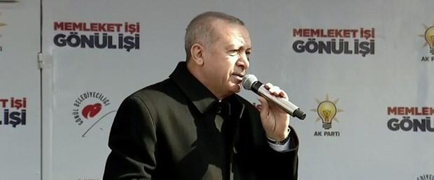 Cumhurbaşkanı Erdoğan Gebze-Halkalı banliyö hattı açılışında konuştu