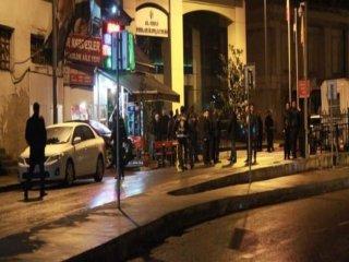 Ak Parti İstanbul İl Binasına Silahlı Saldırı