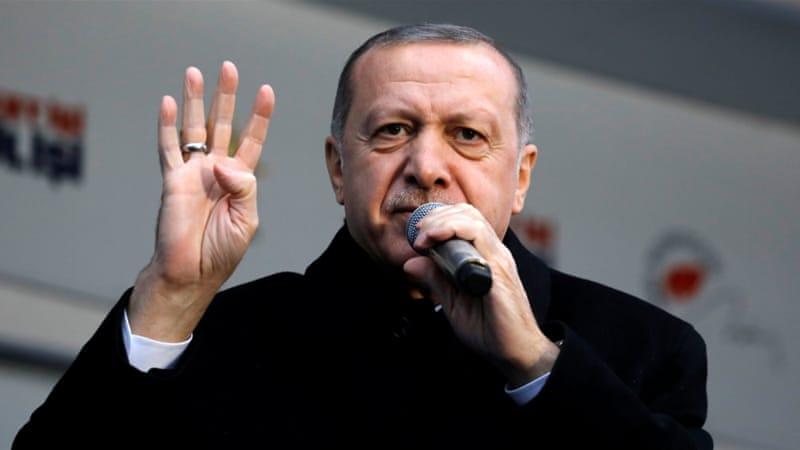Erdoğan Ankara-Gölbaşı'nda halka seslendi