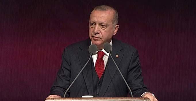 Cumhurbaşkanı Erdoğan 5. İyilik Ödülleri'nde konuştu