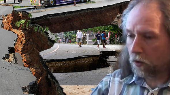 Deprem tahmini yine doğru çıktı! Türkiye'de o bölgeyi uyarmıştı