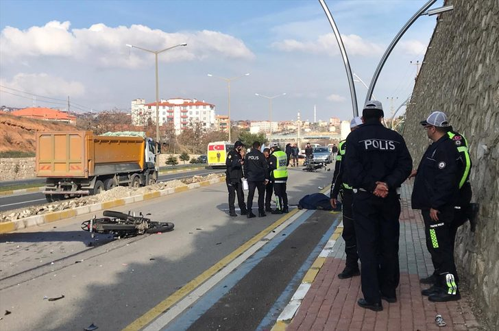 Göreve giden polis hayatının şokunu yaşadı!