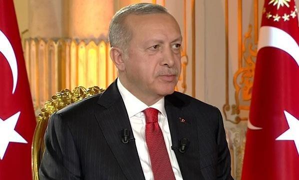 Cumhurbaşkanı Erdoğan, canlı yayında soruları yanıtladı