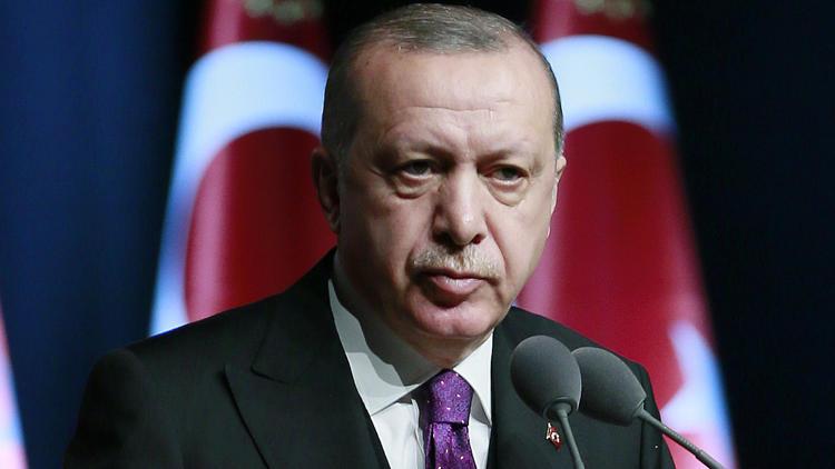 Başkan Erdoğan: Müslümanlara yapılan terör saldırısını şiddetle kınıyorum