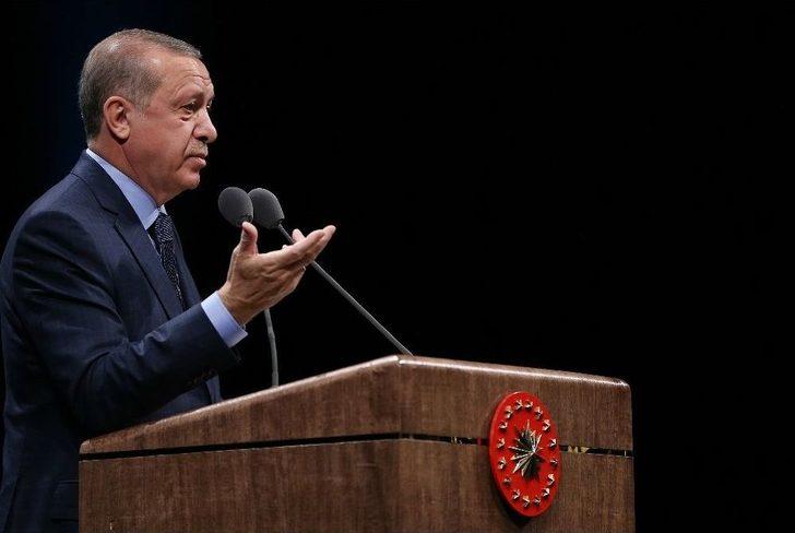 Cumhurbaşkanı Erdoğan'dan tüm dünyaya çağrı!