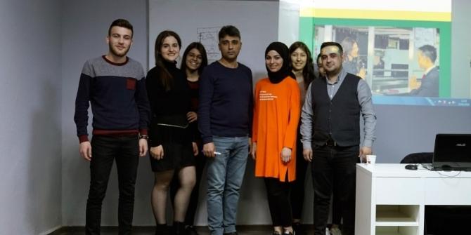 Havalimanları Kapadokya Üniversitesi öğrencilerine emanet