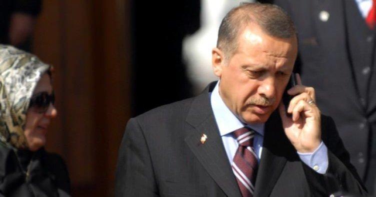 Cumhurbaşkanı Erdoğan taziye dileklerinde bulundu